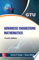 Advanced Engineering Mathematics  4e  GTU   2018