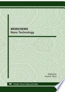 MEMS/NEMS Nano Technology