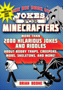 The Big Book of Jokes for Minecrafters Pdf/ePub eBook