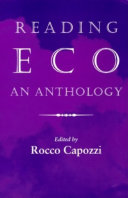 Reading Eco [Pdf/ePub] eBook