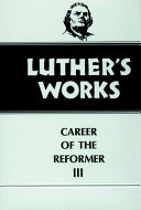 Career of the Reformer