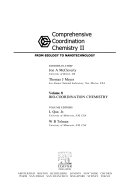 Comprehensive coordination chemistry II Book