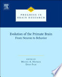 Evolution of the Primate Brain Book