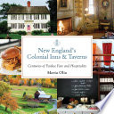 New England s Colonial Inns   Taverns