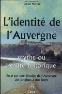 L'identité de l'Auvergne