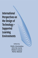 International Perspectives on the Design of Technology supported Learning Environments