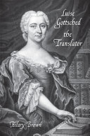 Luise Gottsched the Translator