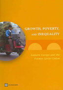 Growth  Poverty  and Inequality