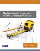 Mathematics for Carpentry and the Construction Trades Pdf/ePub eBook