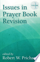 Issues in Prayer Book Revision