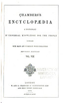 Pdf Chambers' Encyclopaedia