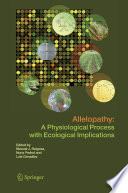 Allelopathy Book