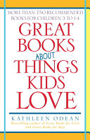 Pdf Great Books About Things Kids Love