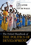 The Oxford Handbook Of The Politics Of Development