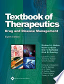 """Textbook of Therapeutics: Drug and Disease Management"" by Richard A. Helms, David J. Quan"