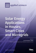 Solar Energy Applications in Houses  Smart Cities and Microgrids