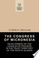 The Congress of Micronesia