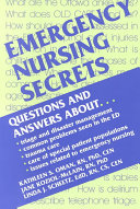 Emergency Nursing Secrets