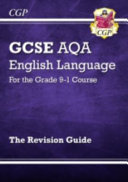 GCSE AQA English Language for the Grade 9-1 Course