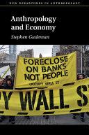 Anthropology and Economy