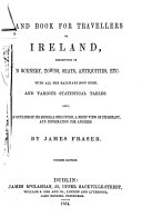 A Hand Book for Travellers in Ireland     corrected and enlarged