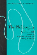 The Philosophy of Time Book