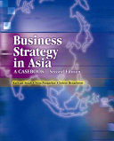 Business Strategy in Asia Book