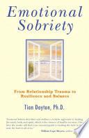 Emotional Sobriety Book