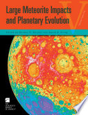 Large Meteorite Impacts and Planetary Evolution V