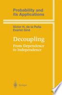 Decoupling Book