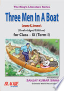 Three Men In A Boat For Class-IX (Term-I)