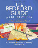 The Bedford Guide for College Writers with Reader and Research Manual 8th Ed   A Writer s Reference 6th Ed With 2009 Mla Update   Research and Documentation in the Electroic Age 4th Ed   and Research Pack Book
