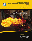 First International Conference of the South Asian Society of Criminology and Victimology  SASCV   15 17 January 2011  Jaipur  Rajasthan  India