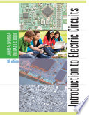 Introduction to Electric Circuits, 9th Edition