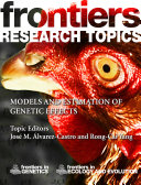 Models and Estimation of Genetic Effects