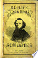 Hooley s Opera House Songster