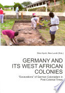 Germany And Its West African Colonies