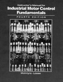 Instructor S Manual For Industrial Motor Control Fundamentals Book PDF