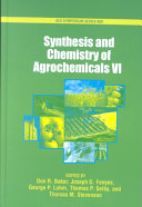 Synthesis and Chemistry of Agrochemicals VI