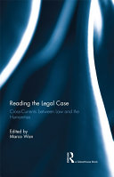 Pdf Reading The Legal Case Telecharger