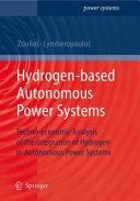 Hydrogen based Autonomous Power Systems