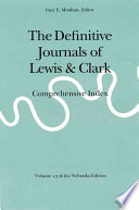 The Definitive Journals of Lewis and Clark Book PDF