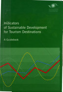 Indicators of Sustainable Development for Tourism Destinations Book