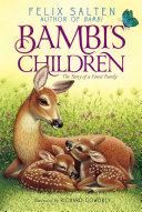 Pdf Bambi's Children Telecharger