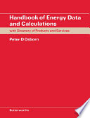 Handbook of Energy Data and Calculations