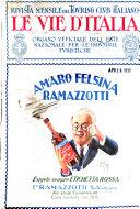 Le Vie D Italia  Revista Mensile Del Touring Club Italiano