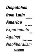 Dispatches from Latin America Book PDF