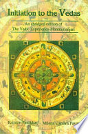 Initiation to the Vedas