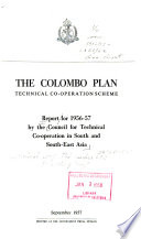 Technical Co-operation Under the Colombo Plan