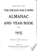 The Chicago Daily News Almanac and Year Book Book PDF